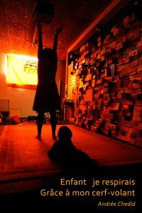 Dans les coulisses ©Eric Legret  / Andrée Dans les coulisses ©Eric Legret  / Andrée ChedidChedid